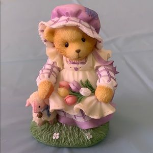 Other - Cherished Teddies-Anita-You're a Tulip to Treasure